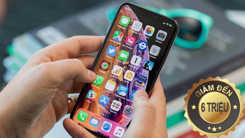 iPhone giảm sốc