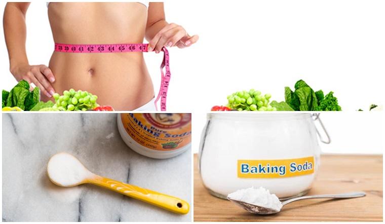 Baking soda có giảm cân được không? 3 công thức giảm cân với baking soda hiệu quả