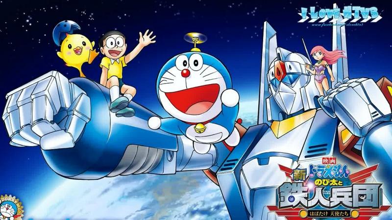 Nobita và binh đoàn người sắt
