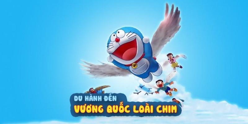 Nobita và những dũng sĩ có cánh