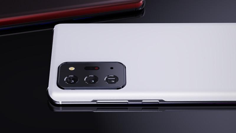 Galaxy S21 (S30) sẽ được trang bị công nghệ camera ẩn dưới màn hình
