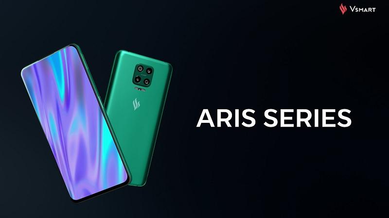Video quảng cáo đầu tiên của Vsmart Aris 5G