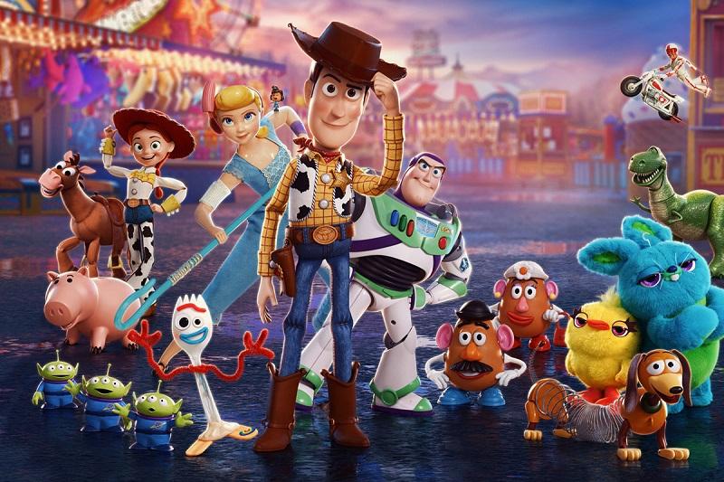Toy Story (1995) - Câu Chuyện Đồ Chơi