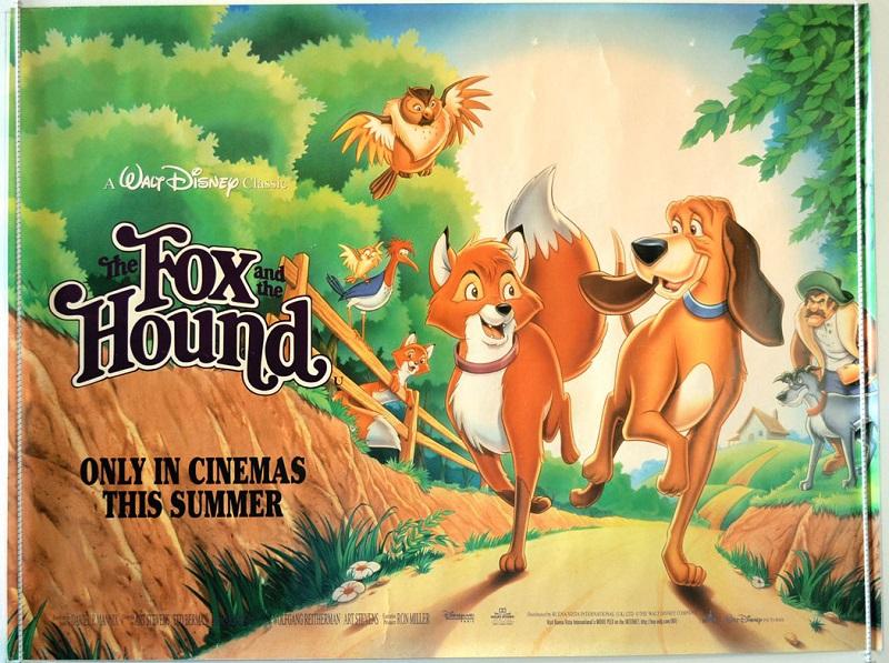 The Fox and the Hound - Cáo và chó săn (1981)