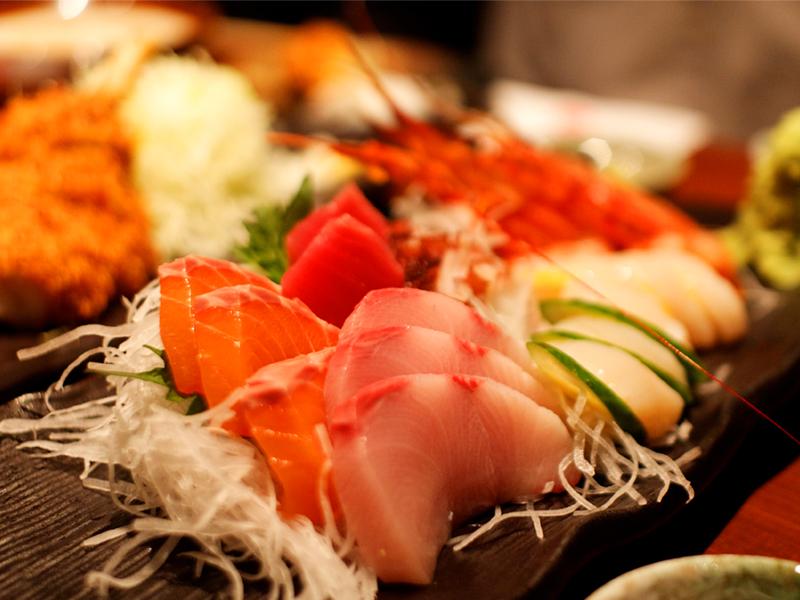 Sashimi là gì?