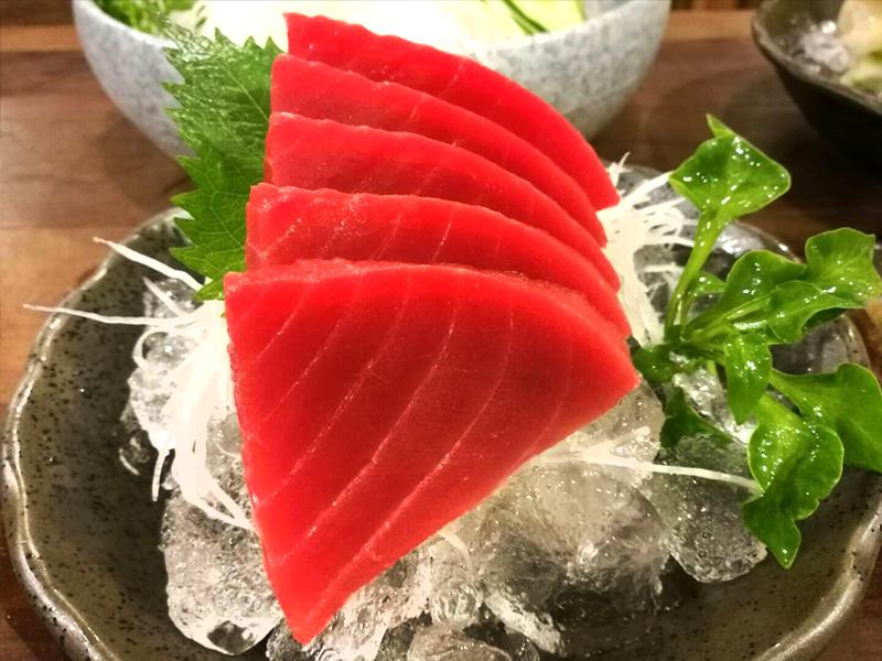 Akami (Cá ngừ đỏ thẫm)