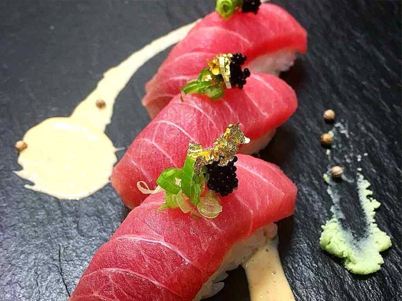 Chutoro (Cá ngừ đỏ hồng)