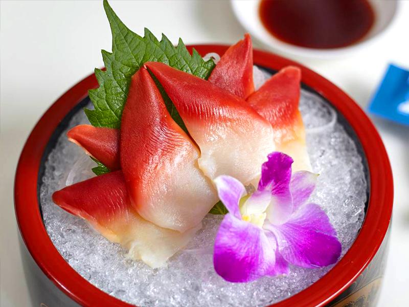 Hokkigai (Con sò đỏ)