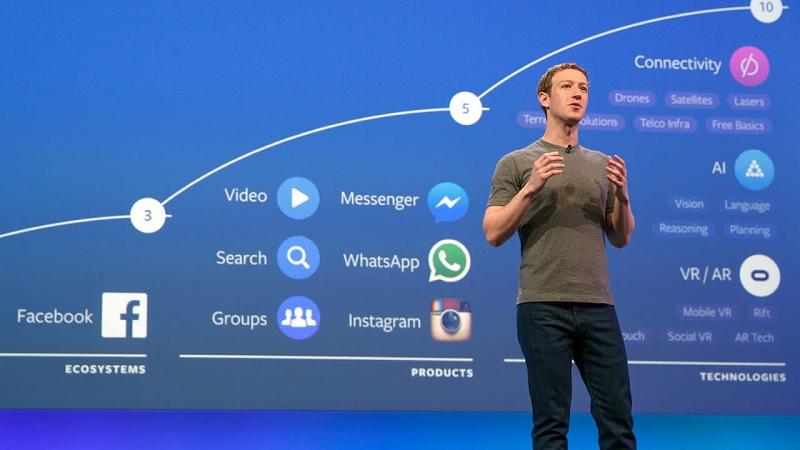 Facebook đang sở hữu lượng người dùng khổng lồ