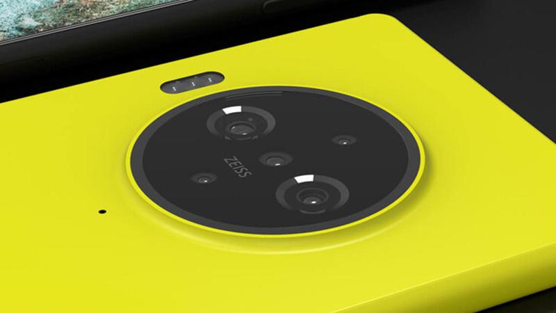 Tổng hợp rò rỉ Nokia 9.3 Pureview