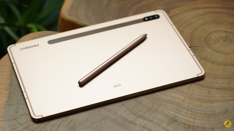 Đánh giá chi tiết Galaxy Tab S7