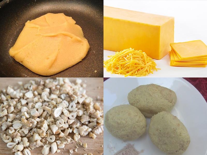 Cách làm bánh trung thu thập cẩm chay cực ngon, dễ làm