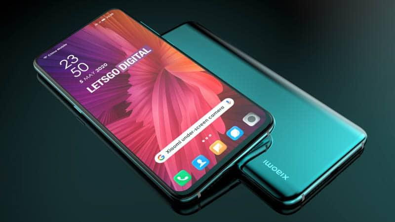 Bằng sáng chế của Xiaomi với camera