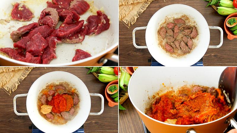 Cách nấu hủ tiếu sa tế thơm ngon đúng chuẩn người Hoa