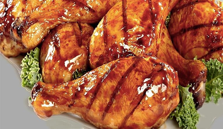 7 cách ướp gà nướng, siêu ngon chỉ với muối, ớt, mật ong