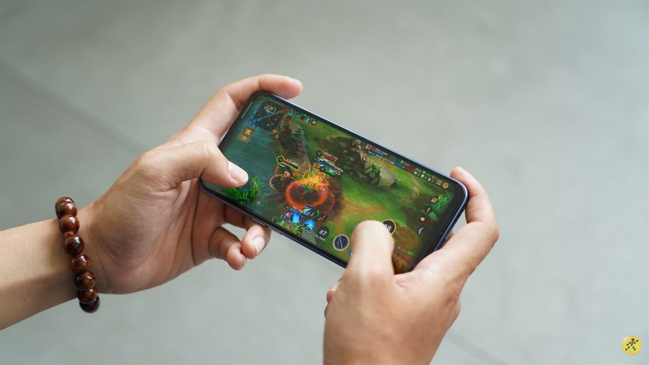 Realme 7 mang đến hiệu năng mượt mà khi trải nghiệm game