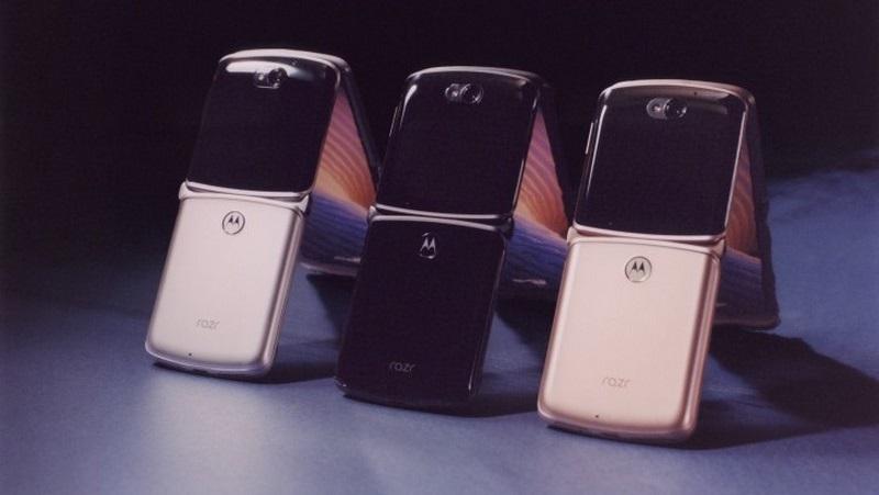 Motorola Razr 5G chính thức ra mắt: Dùng chip Snapdragon 765G, camera chính 48 MP, giá bán 32 triệu đồng