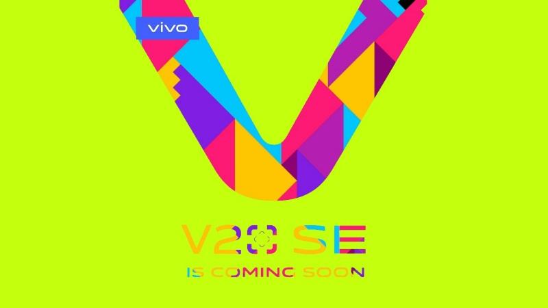 Vivo xác nhận sự tồn tại của V20 SE, chuẩn bị ra mắt thiên hạ