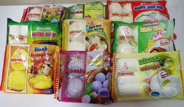 Tổng hợp các loại bánh bao Thọ Phát đang bán tại Bách Hoá XANH