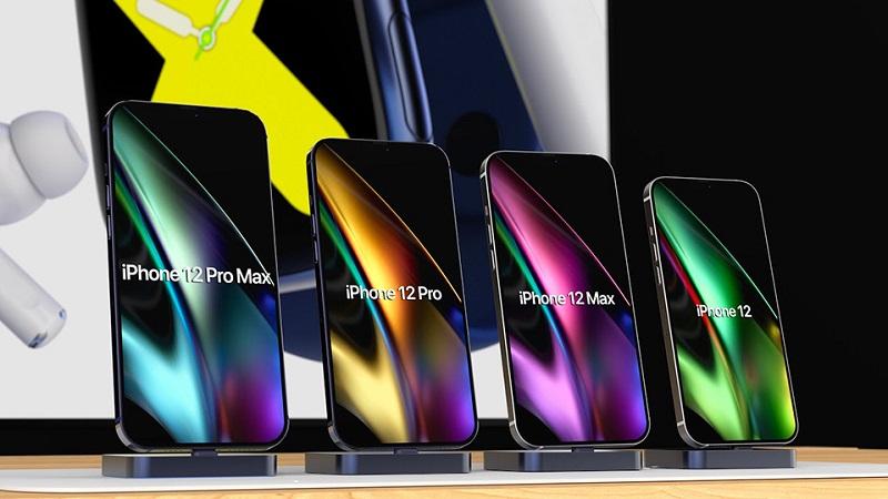 Cấu hình iPhone 12, iPhone 12 Max, iPhone 12 Pro, iPhone 12 Pro Max chính thức lộ diện trong tin đồn mới nhất