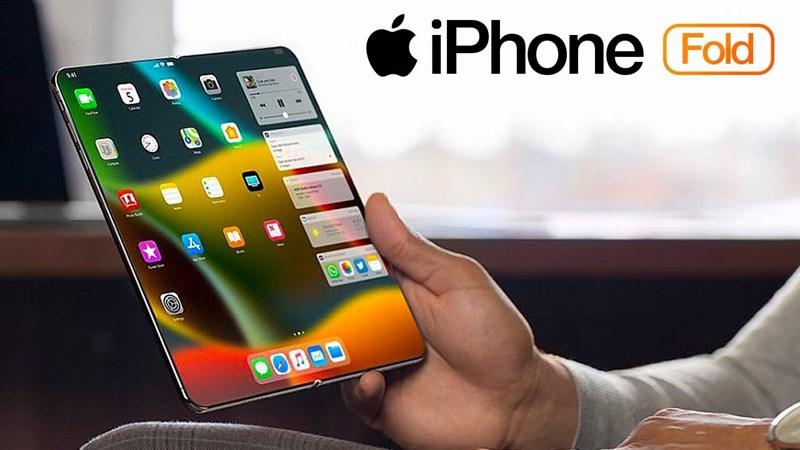 Bất ngờ chưa? Apple sắp ra mắt iPhone màn hình gập thật rồi, hãng đang đặt hàng rất nhiều màn hình gập từ Samsung