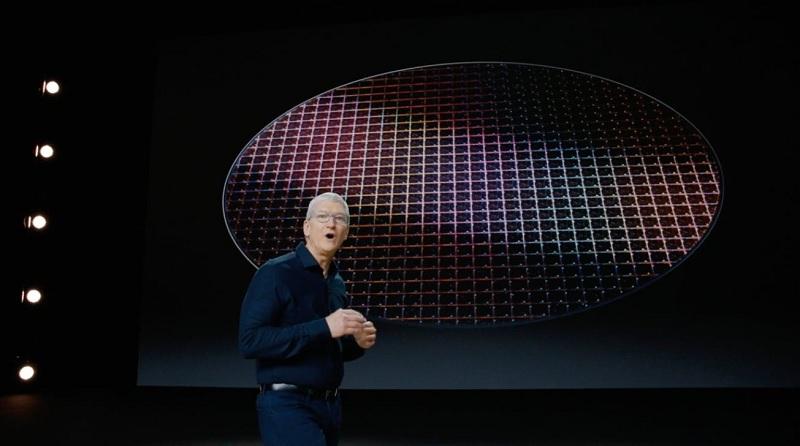 Ảnh minh họa cho Apple silicon