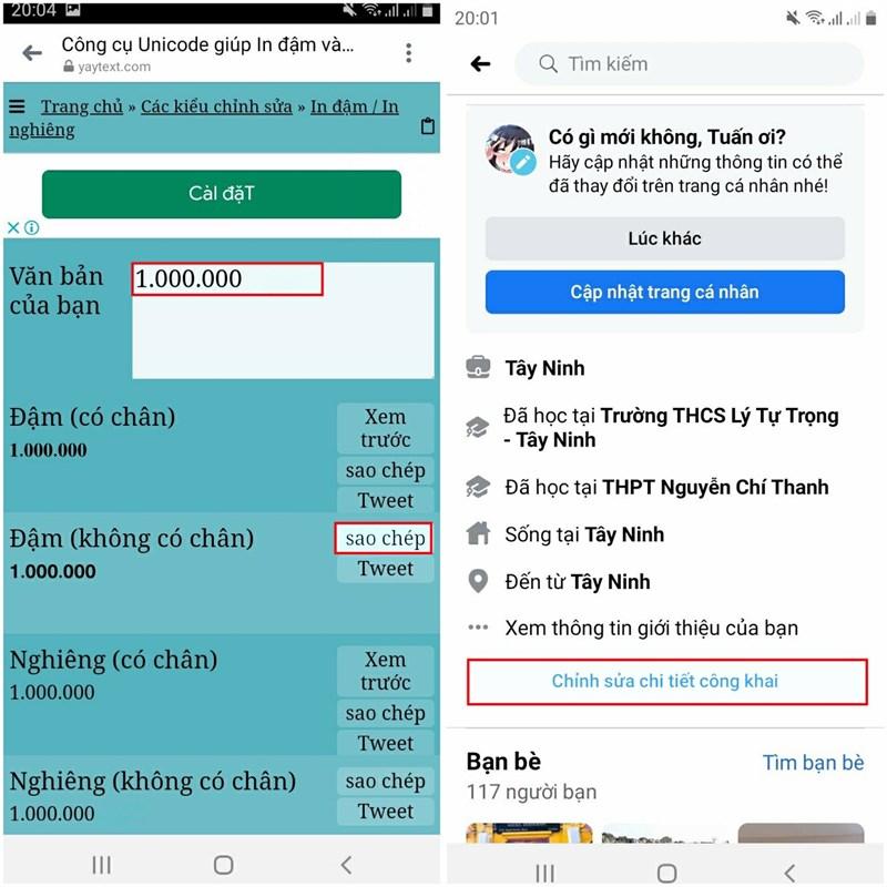 Hack follow facebook - tang theo doi ao