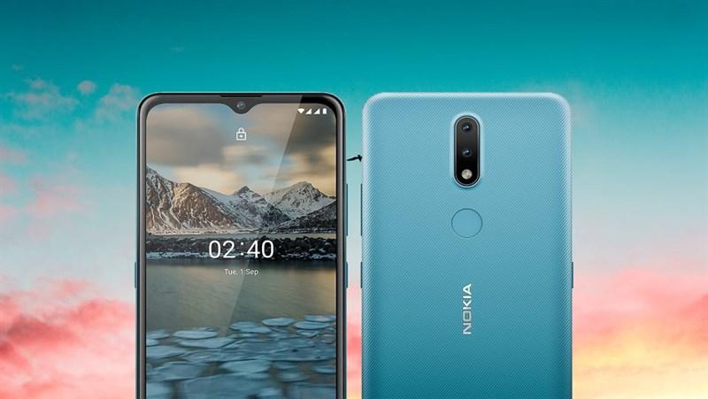 Smartphone Nokia 2.4 được liệt kê trên trang bán hàng tại Mỹ, giá bán cũng được hé lộ ở mức 3.2 triệu đồng