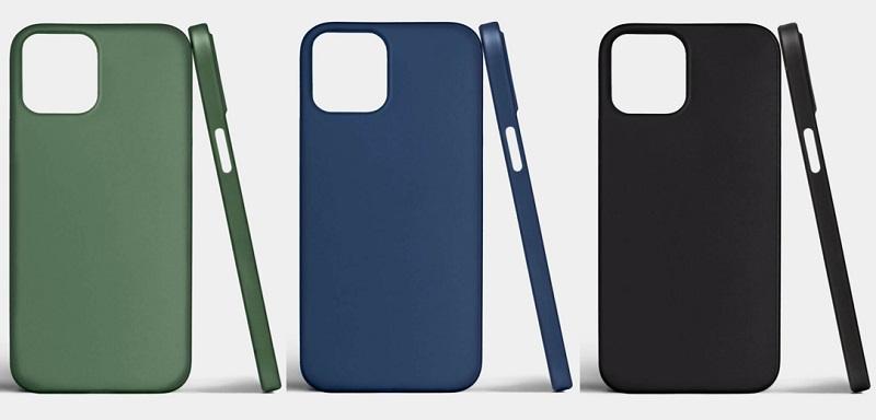 Thiết kế iPhone 12 được xác nhận thông qua các mẫu ốp lưng Totallee