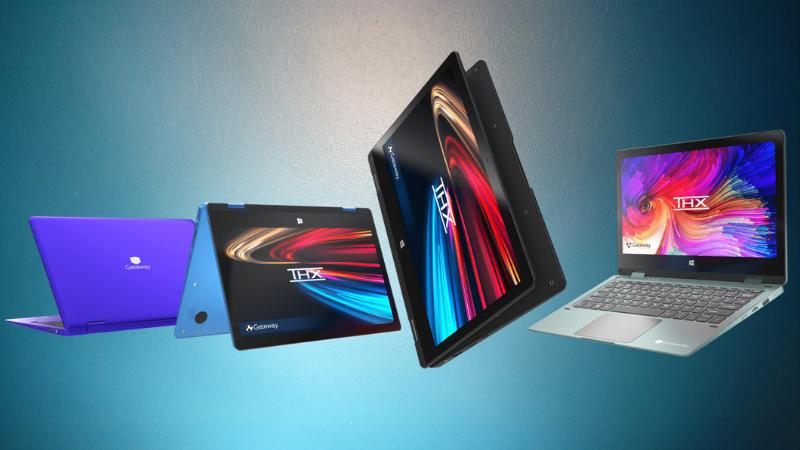 Gateway trở lại: THX và Walmart giúp hồi sinh thương hiệu, tung một loạt sản phẩm máy tính Ultrabook giá cả phải chăng