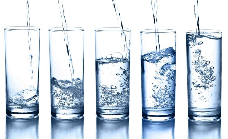 Nước ion kiềm điện giải có độ pH 8.5 - 9.5