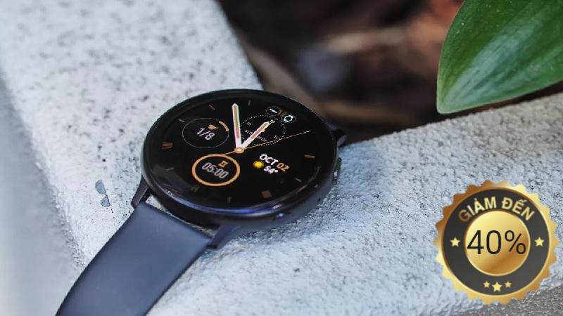 Thiết bị đeo Samsung cũ giảm đến 40%