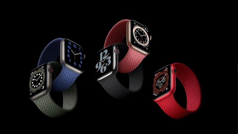 Đồng hồ thông minh Apple Watch Series 6 sẽ có thêm một loại quai đeo Solo Loop mới, rất tiện lợi cho người dùng