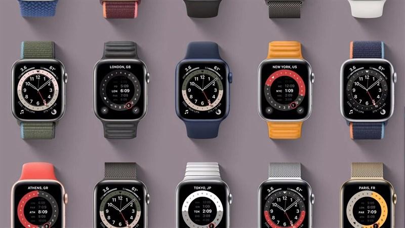 Apple sẽ phát hành watchOS 7 cho Apple Watch vào ngày 16/9: Hỗ trợ theo dõi giấc ngủ và nhiều tính năng khác