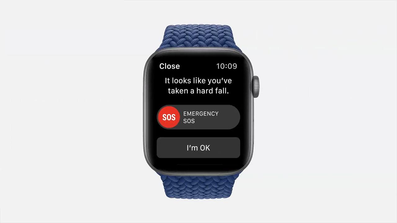 Apple Watch SE được tích hợp tính năng gọi khẩn cấp