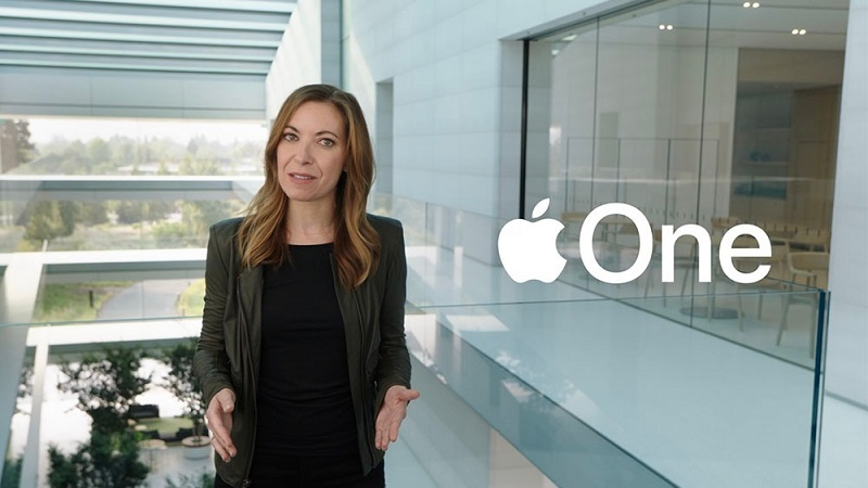 Gói đăng ký dịch vụ Apple One được công bố với ba cấp độ khác nhau, giá bắt đầu từ 350 ngàn đồng/tháng