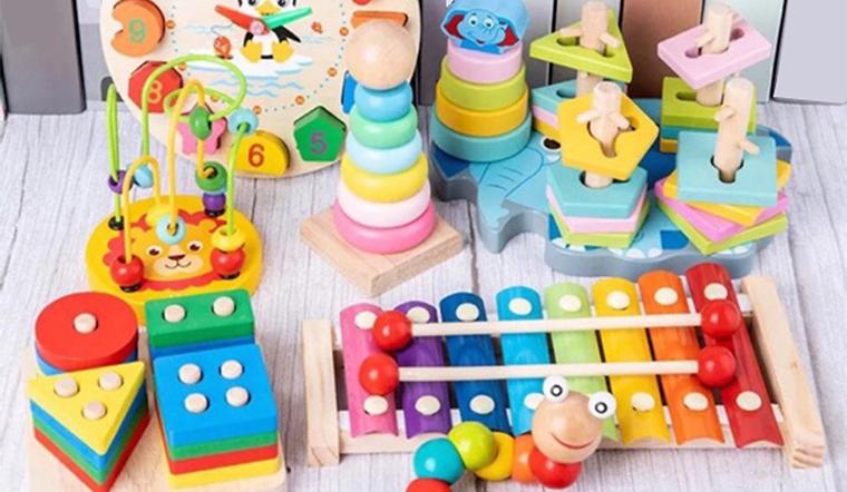 Những món đồ chơi mà giúp kích thích sự phát triển trí não ở trẻ mà bạn có thể tặng con
