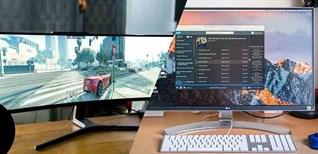 So sánh màn hình cong - phẳng: Nên mua loại nào?