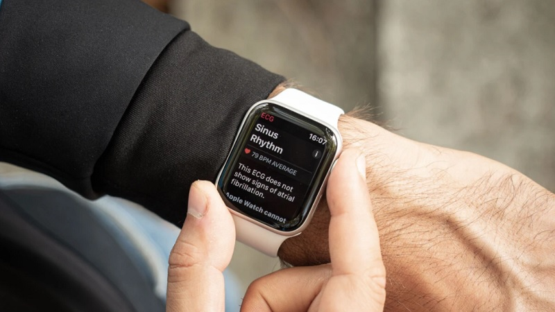 Rò rỉ thiết bị theo dõi sức khoẻ của Apple với màn hình micro-LED