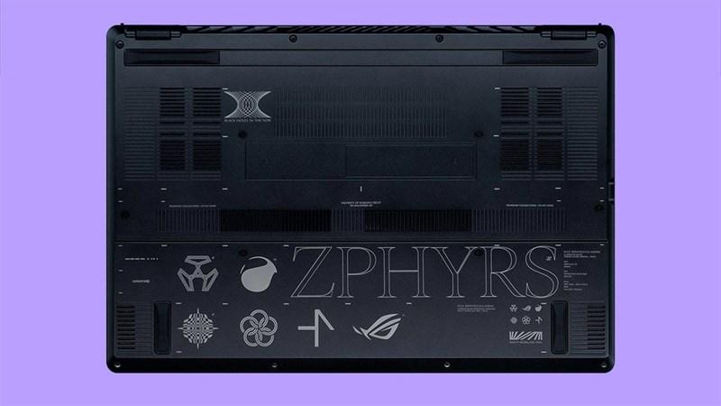 ASUS ROG Magic 14-ACRNM Limited Edition với bộ vi xử lý AMD Ryzen 9, 32GB RAM chính thức