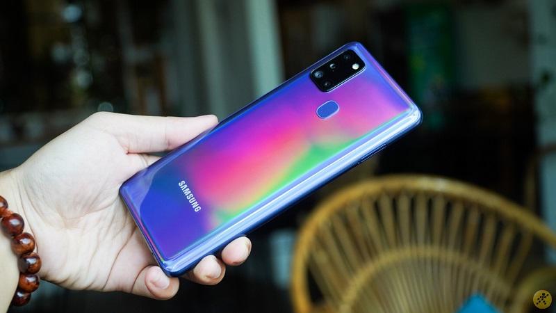 Phiên bản Galaxy A21s Trot Edition với màu sắc mới, giá từ 6.46 triệu