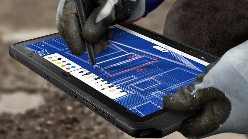 Chiếc máy tính bảng đạt chuẩn độ bền quân đội Samsung Galaxy Tab Active 3 lộ đầy đủ thông số cấu hình