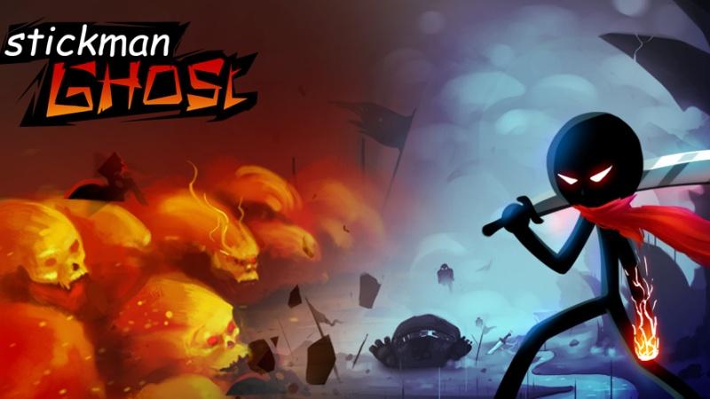 Hình ảnh trong game Stickman Ghost