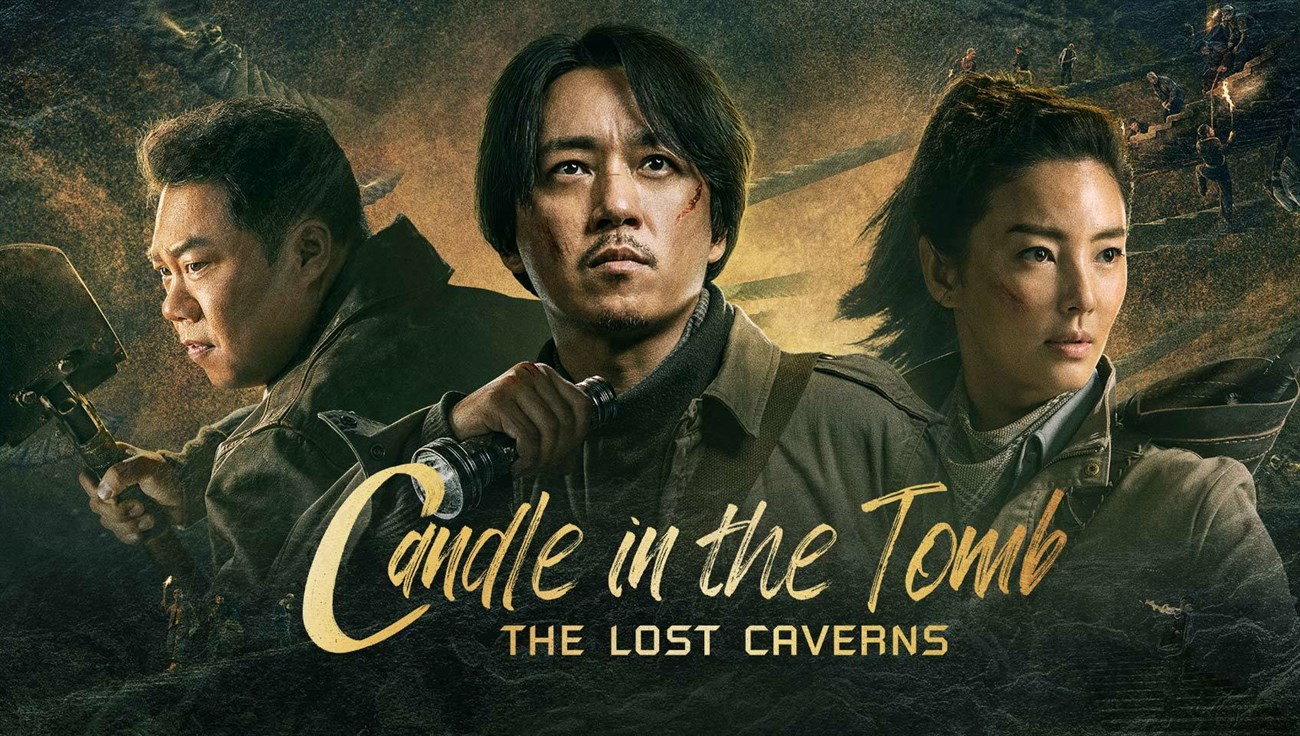 Candle in the Tomb: The Lost Caverns (2020)