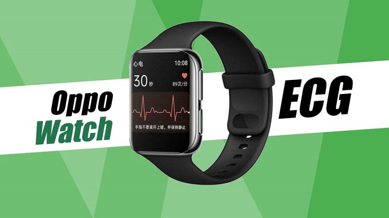 OPPO Watch ECG Edition