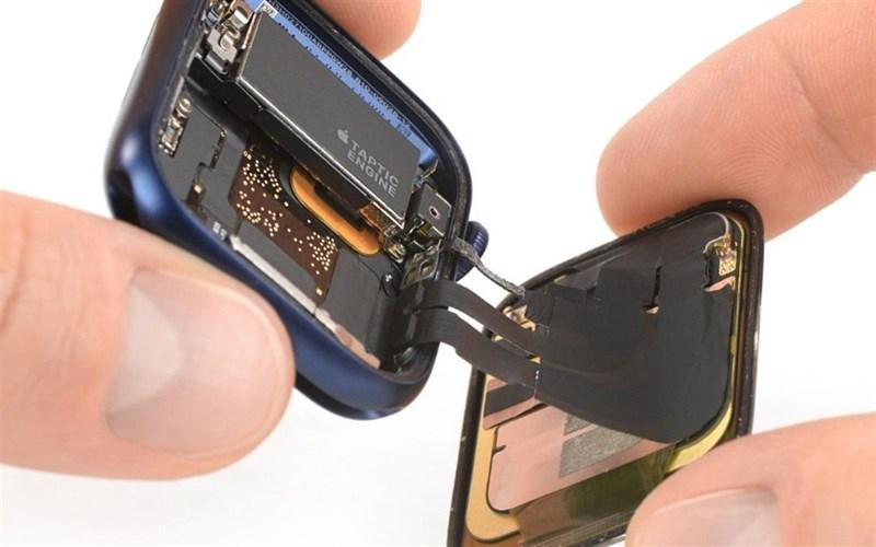iFixit 'mổ xẻ' Apple Watch Series 6: Pin dung lượng cao, động cơ phản hồi Taptic lớn và vỏ ngoài hẹp hơn