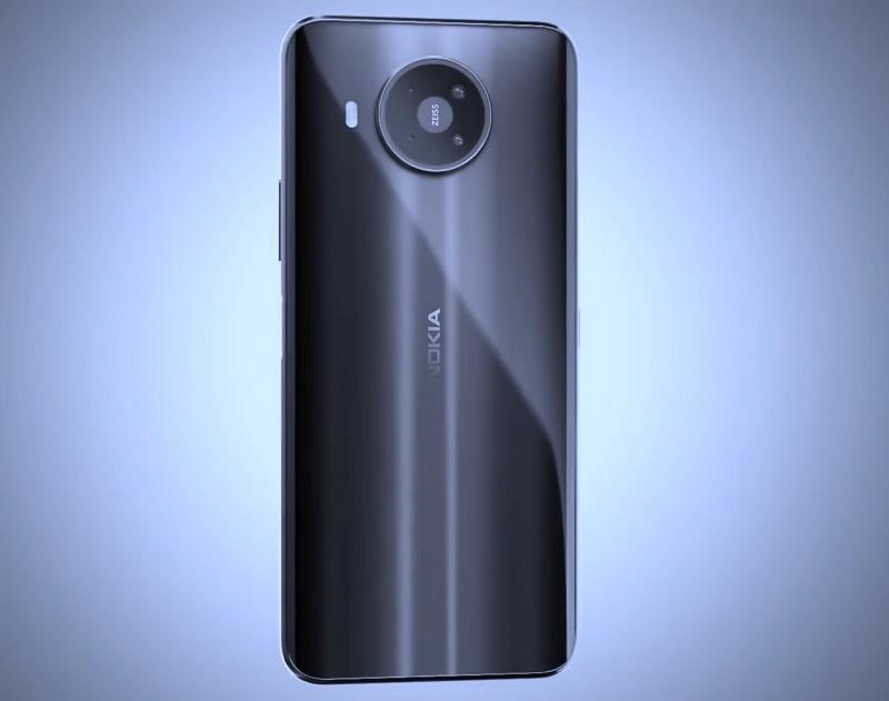 Thiết kế được cho là của Nokia 7.3