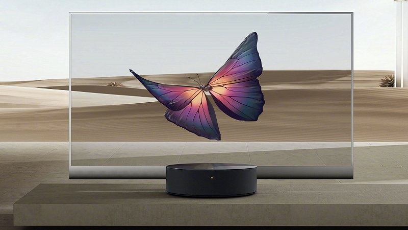 Xiaomi Mi TV LUX Ultra 8K 5G uses a Mini LED panel with a size of up to 82 inches to officially set the launch date