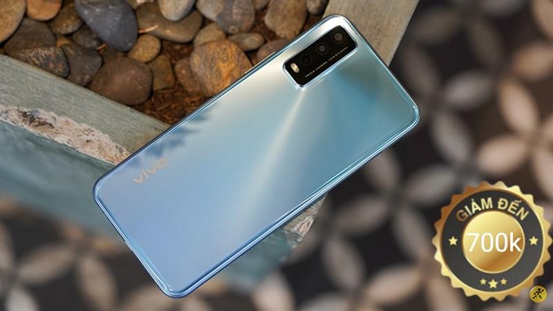 Săn điện thoại Vivo đẹp dịp hotsale cuối tuần