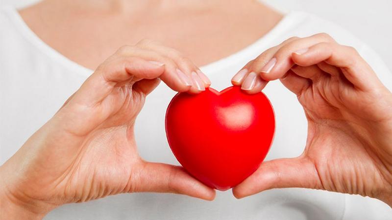 Tốt cho sức khỏe tim mạch